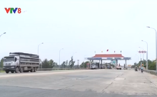 Từ ngày 9/5, thu phí QL1 đoạn qua Bình Định và Phú Yên