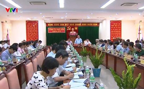 Thủ tướng cảnh báo sự tụt hậu của Phú Yên