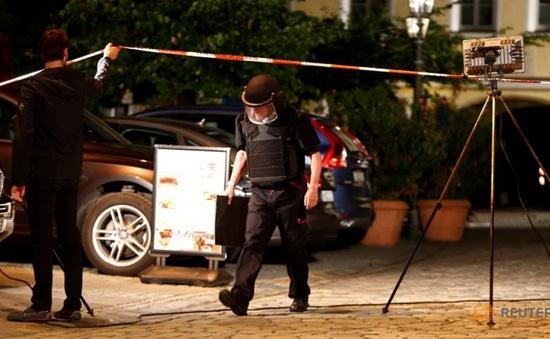 Thủ phạm nổ bom ở Đức thề trung thành với IS