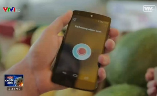 SCiO – Máy quét thông minh kiểm soát thành phần thực phẩm