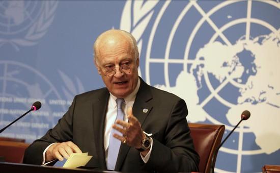 LHQ hối thúc Nga, Mỹ cứu đàm phán về Syria