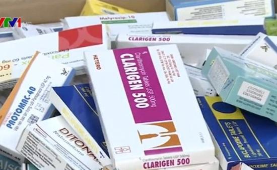 Băn khoăn chất lượng sau vụ 4 nhà thuốc Minh Châu kinh doanh hàng lậu