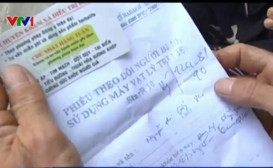 """Người dân Quảng Nam bỏ tiền thật mua thuốc """"mơ hồ"""""""