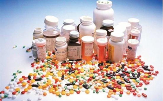 Đình chỉ lưu hành thuốc kháng sinh và mỹ phẩm không an toàn