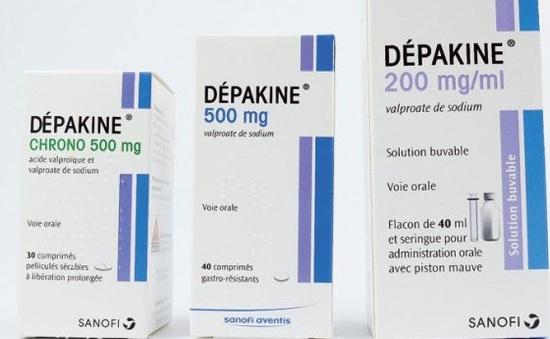 450 trẻ dị tật bẩm sinh do thuốc chống động kinh ở Pháp