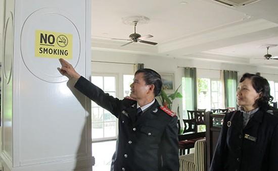 Hà Nội: Xử phạt 6 đơn vị vi phạm luật phòng chống tác hại thuốc lá