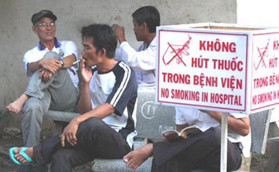 Khó thực thi Luật Phòng, chống tác hại của thuốc lá