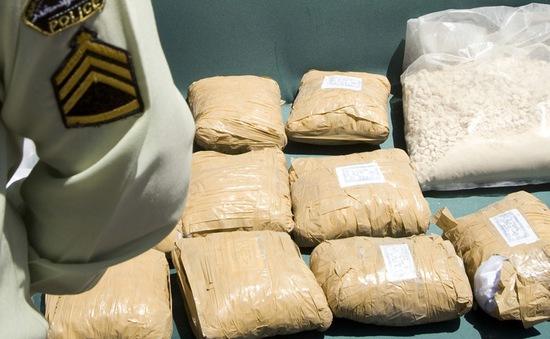 Thổ Nhĩ Kỳ bắt giữ 13 tấn cần sa ngoài khơi Libya