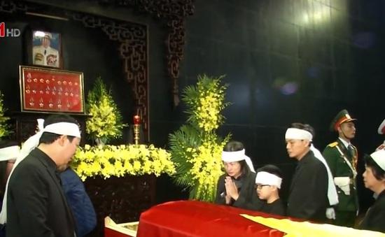 Lễ tang Thượng tướng Nguyễn Chơn