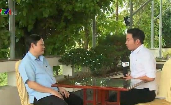 Thứ trưởng Bộ Y tế nói về việc siết chặt quản lý vận chuyển bệnh nhân