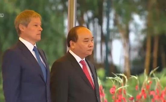 Thủ tướng Romania thăm chính thức Việt Nam