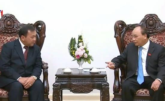 Thủ tướng tiếp Đại sứ Campuchia