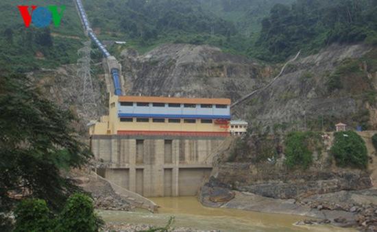 Quảng Nam: Thiếu nước, thủy điện tạm ngừng hoạt động