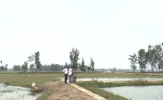 Bất cập hạ tầng thủy lợi phía Đông Quảng Nam