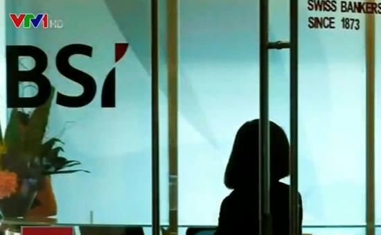 Thụy Sĩ mở cuộc điều tra hình sự đối với Ngân hàng BSI