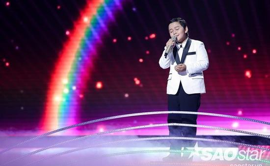 """Giọng hát Việt nhí 2016: Thụy Bình bất ngờ hát tiếng Anh, khán giả phát """"sốt"""""""