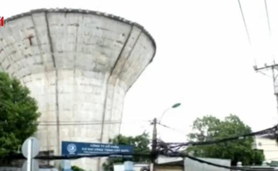 TP.HCM tháo dỡ 7 thủy đài bị bỏ hoang 50 năm