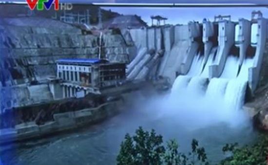 Không có rò rỉ nước ở chân đập thủy điện Hương Điền, TT-Huế