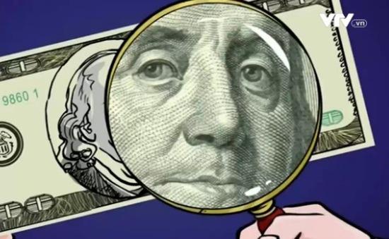 Cách đơn giản để phân biệt tiền giả