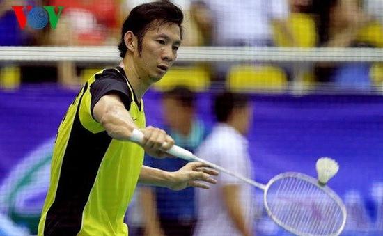 Tiến Minh bất ngờ bỏ giải cầu lông Canada Open