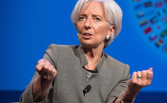 Bị kết tội không ảnh hưởng tới chức vụ Tổng Giám đốc IMF