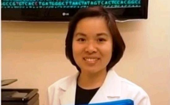 """Nữ Tiến sĩ Việt tuổi 32 """"chinh phục"""" ngành Lý Sinh trên đất Mỹ"""