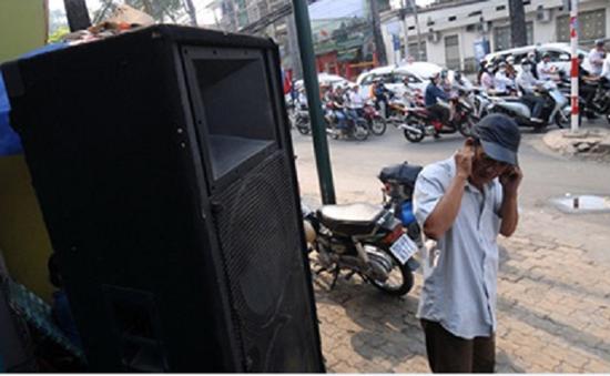 TP.HCM công bố đường dây nóng chống tiếng ồn