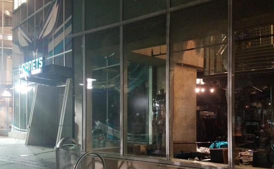 Mỹ: Báo động tình trạng hôi của tại Charlotte
