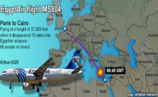 """Lo ngại về """"lỗ hổng"""" an ninh sân bay sau vụ mất tích máy bay Ai Cập"""