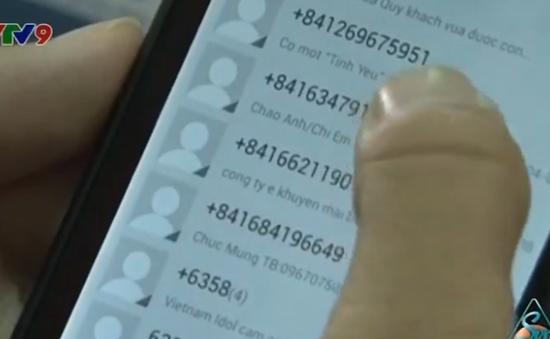 Phát tán tin nhắn rác, 8 DN  bị phạt 575 triệu đồng