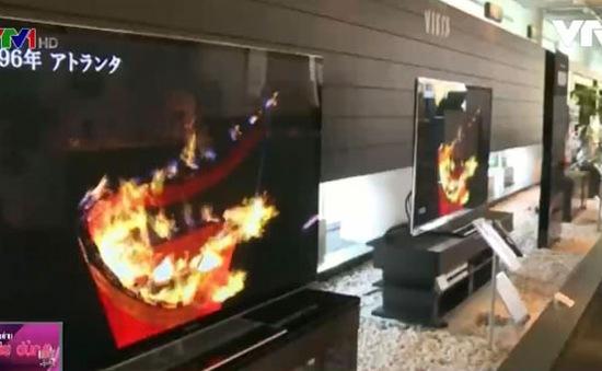 Hàng loạt mẫu tivi mới ra mắt trước mùa EURO 2016