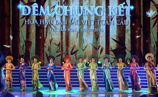 Xem lại Chung kết Hoa hậu Bản sắc Việt toàn cầu 2016