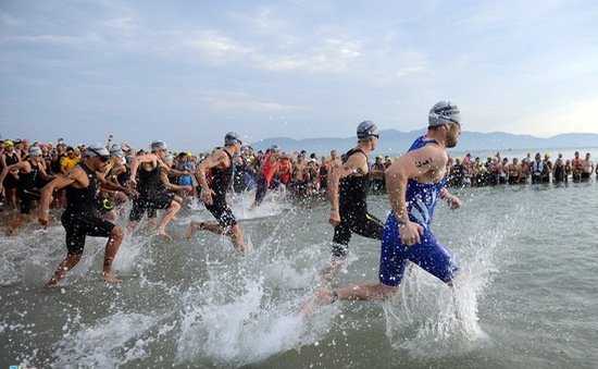Thử thách khắc nghiệt Ironman 70.3 sẽ trở lại Đà Nẵng vào tháng 5 tới