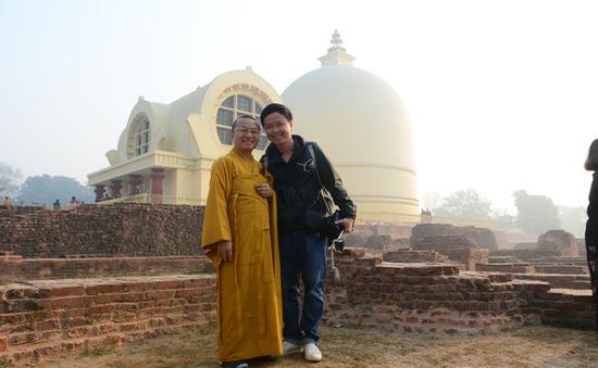 """Khám phá những trải nghiệm khó tin qua series phim """"Hành hương nơi đất Phật"""""""