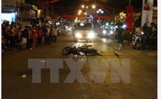 Đắk Nông: Va chạm với xe tải, một người tử vong
