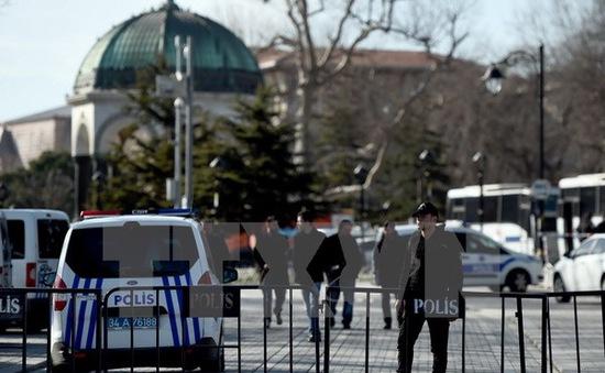 Thổ Nhĩ Kỳ bắt thêm 4 nghi can vụ đánh bom ngày 12/1