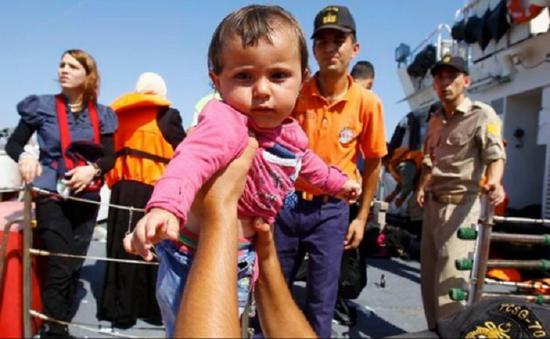 Kế hoạch gửi trả người di cư về Thổ Nhĩ Kỳ có thể bị coi là bất hợp pháp