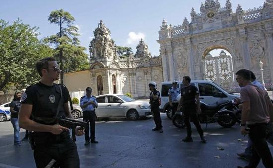 Thổ Nhĩ Kỳ vô hiệu hóa thiết bị gây nổ gần một cơ quan Chính phủ