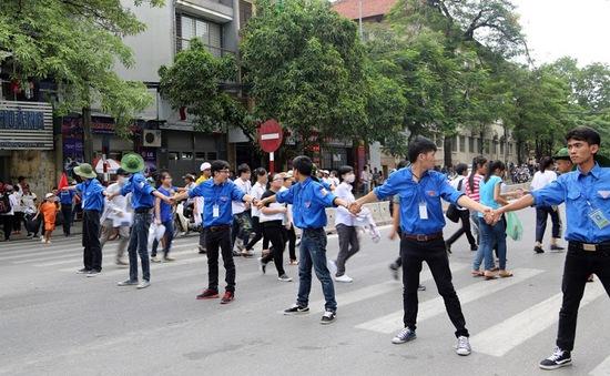 Đảm bảo an toàn giao thông trong kỳ thi THPT Quốc gia 2016