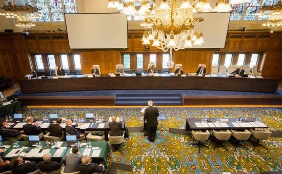 EU kêu gọi các bên tôn trọng phán quyết về Biển Đông của Tòa Trọng tài