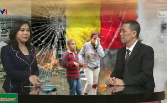 """""""Mâu thuẫn ở châu Âu là điều kiện để IS thổi bùng ngọn lửa căm phẫn"""""""