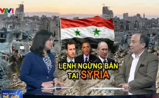 Thỏa thuận ngừng bắn tại Syria: Nga và chính quyền Assad nắm thế thượng phong