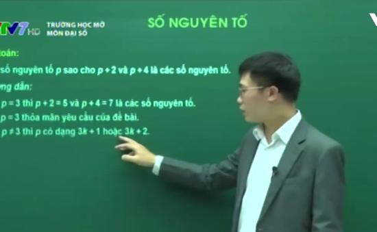 Trường học mở: Số nguyên tố