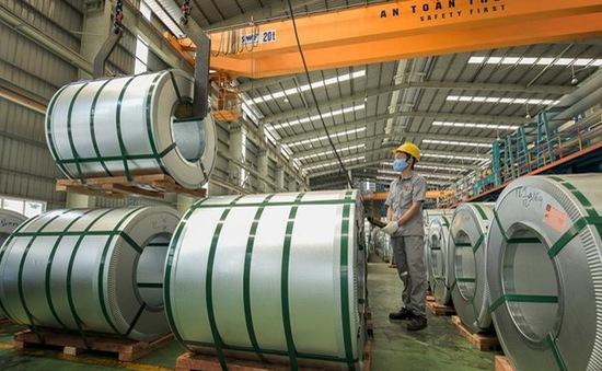 Việt Nam xuất khẩu kỷ lục 20.000 tấn tôn thép vào thị trường Mỹ