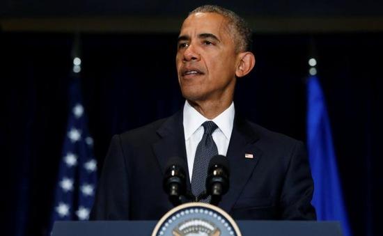 Tổng thống Mỹ dự lễ tưởng niệm các cảnh sát thiệt mạng tại Dallas