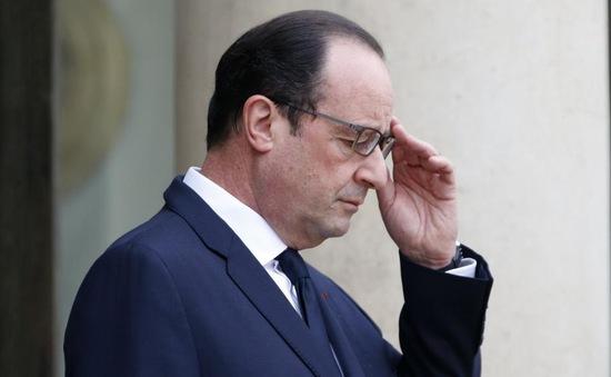 Tổng thống Pháp họp khẩn với các Bộ trưởng về việc máy bay Ai Cập mất tích