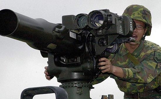 Jordan ký thỏa thuận mua tên lửa TOW của Mỹ
