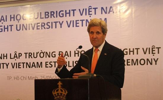 Mỹ cam kết tài trợ 20 triệu USD cho trường ĐH Fulbright Việt Nam