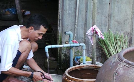 TP.HCM: Hơn 49% mẫu nước giếng không đạt chất lượng