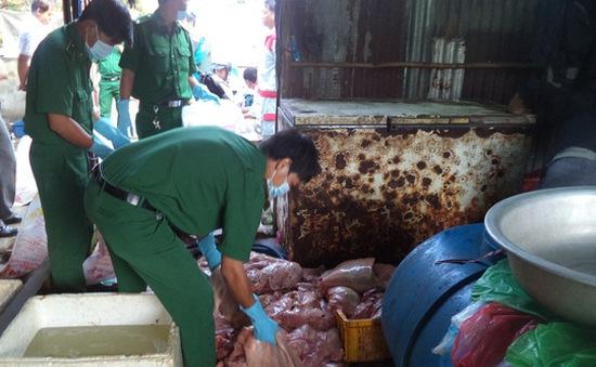 TP.HCM xin lập Sở An toàn vệ sinh thực phẩm
